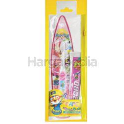 FAFC Pororo Kids Toothbrush Travel 1set