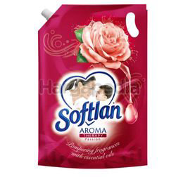 Softlan Fabric Softener Aroma Therapy Passion Refill 1.3lit