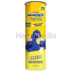Mamee Monster Thin Thin Cheese 100gm
