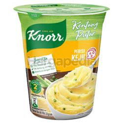 Knorr Cup Mashed Potato Cheese 26gm
