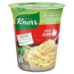 Knorr Cup Mashed Potato Chicken 26gm