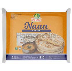 Kawan Cheese Naan 3s 270gm