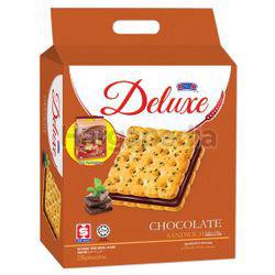 Hup Seng Kerk Deluxe Sandwich Chocolate 230gm