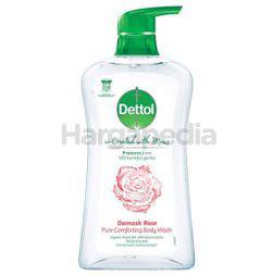 Dettol co Created with Moms Shower Gel Damask Rose 500gm