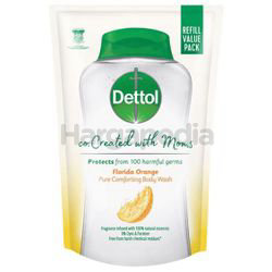 Dettol co Created with Moms Shower Gel Refill Florida Orange 450gm