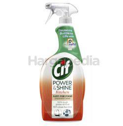 Cif Power & Shine Kitchen Cleaner Spray 700ml