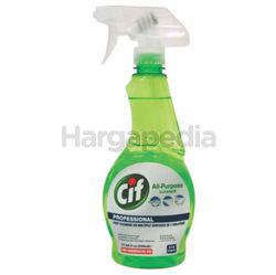 Cif Professional All Purpose Cleanser Spray 520ml