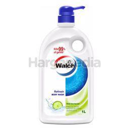Walch Anti-Bacterial Body Wash Refresh 1lit