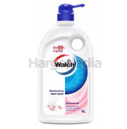 Walch Anti-Bacterial Body Wash Moisturizing 1lit