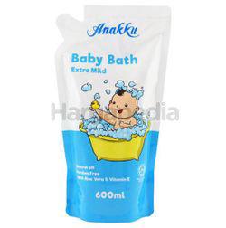 Anakku Baby Bath Extra Mild 600ml