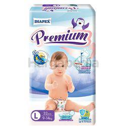 Diapex Premium Jumbo Pack L32