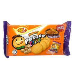 Win2 Potato Crisp Curry 120gm