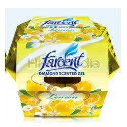 Farcent Diamond Scented Gel Lemon 70gm