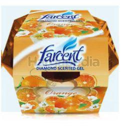 Farcent Diamond Scented Gel Orange 70gm
