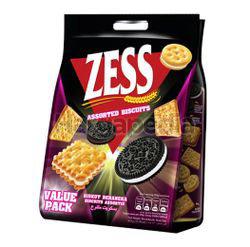 Zess Biscuit Assort 451gm