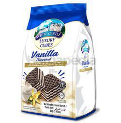 White Castle Luxury Cubes Vanilla Flavour 112.5gm