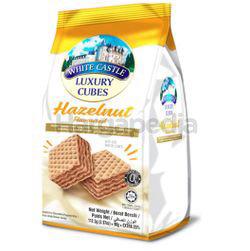 White Castle Luxury Cubes Hazelnut Flavour 112.5gm