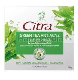 Citra Green Tea Anti Acne Facial Moisturiser 40gm
