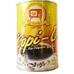 Kluang Black Coffee Kopi-O Powder Coarse 500gm