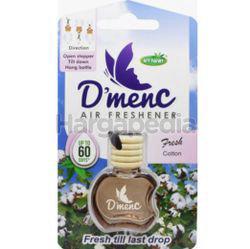 AFY Haniff D'menc Car Air Freshener Fresh Cotton 10ml