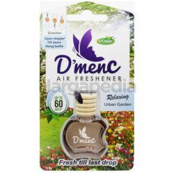 AFY Haniff D'menc Car Air Freshener Urban Garden 10ml