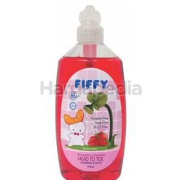Fiffy Baby Shampoo & Bath Strawberry 750ml