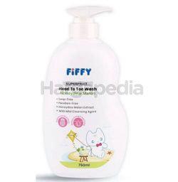 Fiffy Baby Head to Toe Wash Melon 750ml