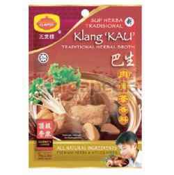 Claypot Klang Kau Traditional Herbal Broth 75gm