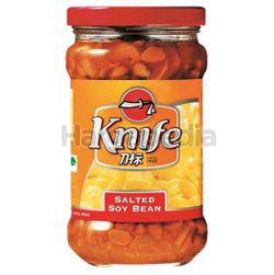 Knife Salted Soya Bean Sauce Whole 315gm