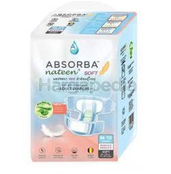 Absorba Nateen Adult Diaper Soft M10