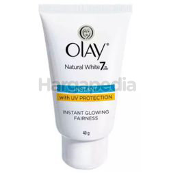 Olay Natural White Light With UV Protection Whitening Cream 70gm