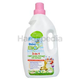 Goodmaid Baby Bio 3in1 LLD with Softener 2kg