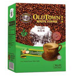 Old Town 3in1 White Coffee Hazelnut 10x38gm