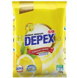 Depex Detergent Powder White 750gm
