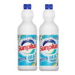 Sunplus Bleach Regular 2x1lit