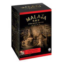 Malaya Ipoh White Coffee Classic 3in1 Box 12x40gm
