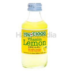 You C1000 Vitamin Drink Lemon 140ml