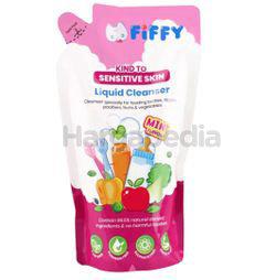 Fiffy Baby Bottle Wash Refill Mint 600ml