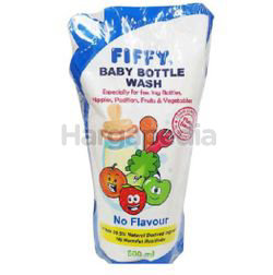 Fiffy Baby Bottle Wash Refill No Flavour 600ml