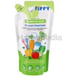Fiffy Baby Bottle Wash Refill Green Tea 600ml