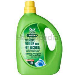 LEO Green Remove Odour & Anti Bacterial Liquid Detergent 4.5kg