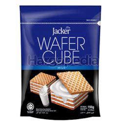 Jacker Milk Wafer Cube 150gm