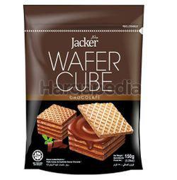 Jacker Chocolate Wafer Cube 150gm