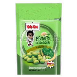 Koh Kae Coated Peanuts Nori Wasabi 90gm