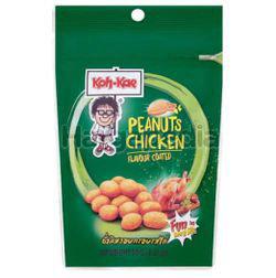 Koh Kae Coated Peanuts Chicken 90gm