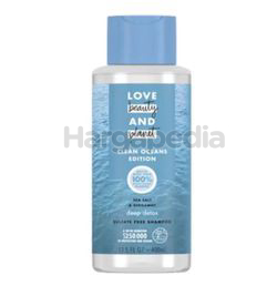Love Beauty & Planet Deep Detox Shampoo 400m