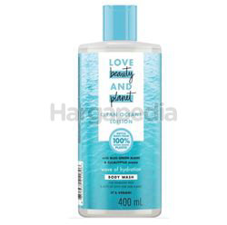 Love Beauty & Planet Wave Of Hydration Body Wash 400ml
