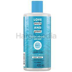 Love Beauty & Planet Marine Softness Body Wash 400ml