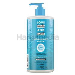 Love Beauty & Planet Energizing Wave Body Lotion 400ml