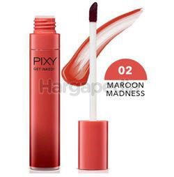 Pixy High Pigmented Colour 02 Maroon Madness 1s